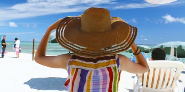 夏の日焼けを防ぐ方法